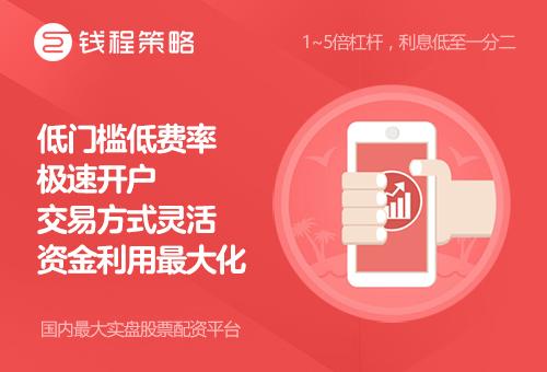 北京股票配资利率多少钱:专业线上股票配资平台钱程策略:1比5股票配资平仓线是多少?配资利息怎么样计算